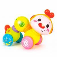 Игрушка Hola Toys Музыкальная гусеничка 997