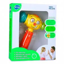 Игрушка Hola Toys Веселый молоток 3115