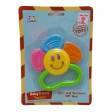 Прорезыватель для зубов Huile Toys Цветочек 919-3