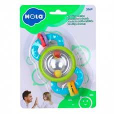 Погремушка Hola Toys Шарик 939-2