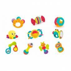 Набор погремушек Hola Toys, 10 шт. 939