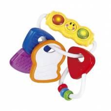 Погремушка Hola Toys Ключики 306E