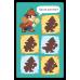 Асборн - карточки 100 увлекательных игр для путешествий Робинс 978-5-4366-0581-4
