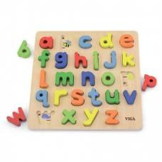 Пазл Viga Toys Строчная буква алфавита 50125