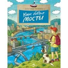 Книга Ткаченко А.Какие бывают мосты НиН 978-5-907147-14-0