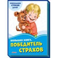 Васильковые книжки Большая книга Победитель страхов Сонечко 9789667496920