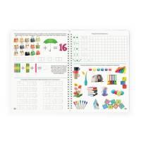 Рабочая тетрадь №14 для детей 6-7 лет Математика Фишер