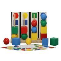 Деревянная игрушка Игра Умник KOMAROVTOYS А 335