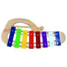 Деревянная игрушка Металлофон BINO 86557