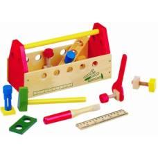 Деревянная игрушка Набор инструментов Bino 82146