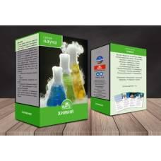 Настольная игра Химия Квартет KVP019