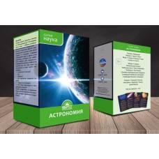 Настольная игра Астрономия Квартет KVP002