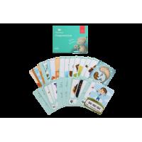 Комплект Подражалки Логопедические карточки для развития речи Умница У2048f