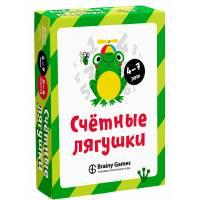 Настольная игра Счётные лягушки УМ518