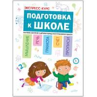 Подготовка к школе Экспресс-курс (Дорофеев Ю.)