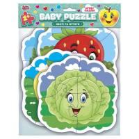 BABY PUZZLE Овощи и фрукты Ранок Креатив