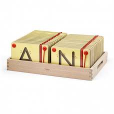 Набор для написания магнитных букв Заглавные Viga Toys 50337