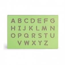 Набор Viga Toys Написание заглавных букв 50857