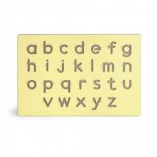Набор для обучения Viga Toys Написание строчных букв 50858