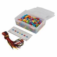 Набор для обучения Gigo Пластиковые бусы 1041-6R