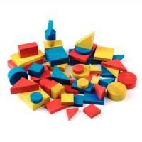 Деревянная игрушка Блоки Дьенеша Komarovtoys A 378