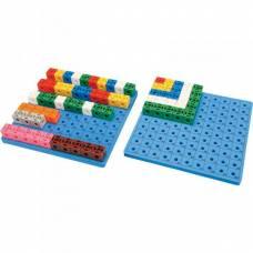 Набор для обучения Gigo Доска для набора «Занимательные кубики» 1017C 1163