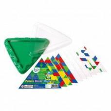 Набор для обучения Gigo Занимательная мозаика, треугольный 1162