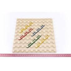 Математический планшет (геобород) 10*10 Розумный лис 90057