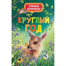 Книга Боун Э. Круглый год Умные книжки Росмэн 978-5-353-08679-6