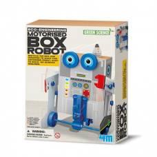 Набор для творчества 4M Робот из коробок 00-03389