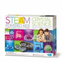 Набор для исследований 4M Наука о кристаллах 00-05534