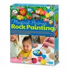 Набор для творчества 4M Рисунки на камне 00-04756