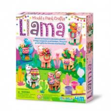 Набор для творчества 4M Ламы 00-04754