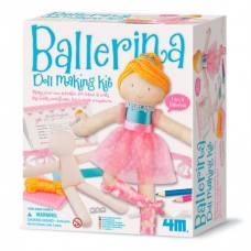 Набор для творчества 4M Кукла-балерина 00-02731
